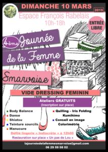 Journée de la femme Smarvoise 2019 @ Espace rabelais | Smarves | Nouvelle-Aquitaine | France